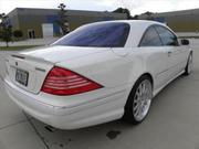 Mercedes-benz 2003 2003 - Mercedes-benz Cl-class